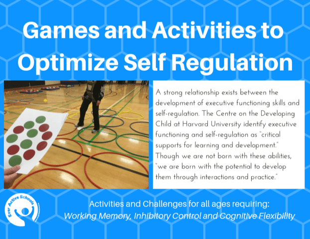 Games And Activities To Optimize Self Regulation Full Activity Descriptions