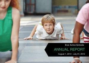 2014 15 AnnualReport Cover