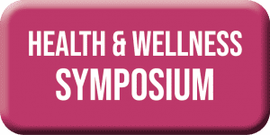 NCTCA Health and wellness symposium button