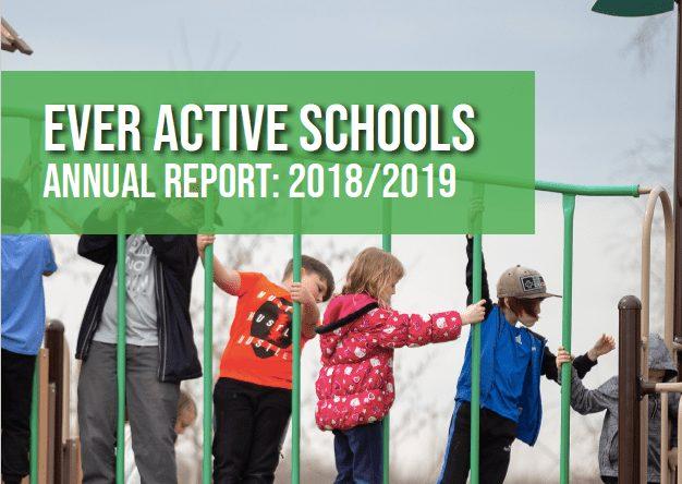 2018 19 Annual Report Cover