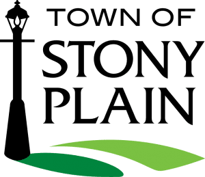 Town Of Stony Plain Official Logo